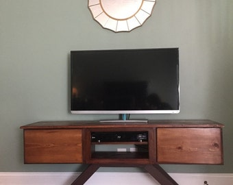 Mid-Century Modern Television/Entertainment Console