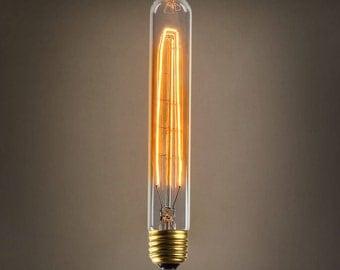 E27 40W Medium Tube 15CM Long Filament Bulb