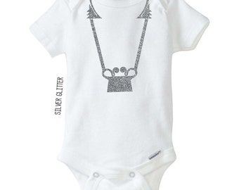 Hmong Baby Infant Soul Lock Necklace