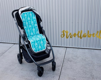 Ready to Ship Universal Reversible stroller liner