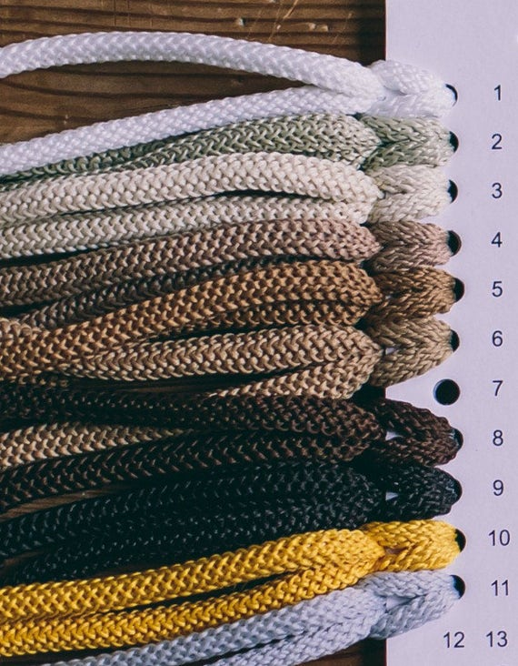 Knitting Rope For Sale : Colors macrame cord chunky yarn diy crafts