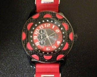 Techno King Quartz Watch