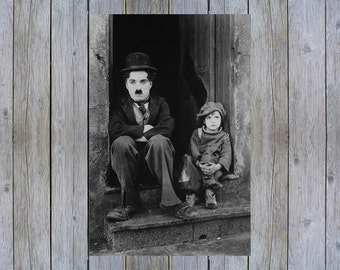 Charlie Chaplin picture photo movie poster print