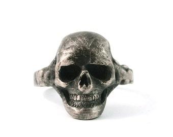 Petite Skull Ring - Small Skull Ring