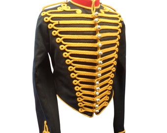Royal Horse Artillery TRUMPETERS TUNIC - Genuine Issue - Vintage - E51