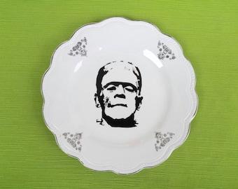 Frankenstein Vintage Side Plate