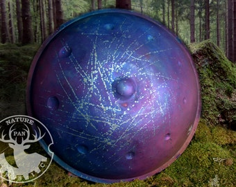 G-Oxalista handpan from NaturePan,handmade