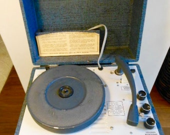AUDIOTRONICS RECORD PLAYER