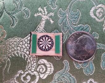 Quarter Scale -  Dart Board