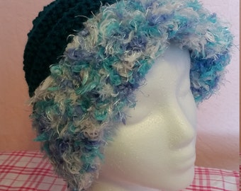 Cute crochet winter hat