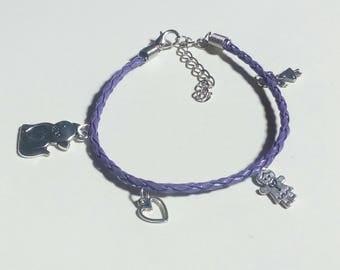 Childhood dreams - Charm Bracelet