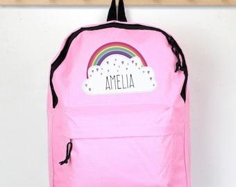Personalised child's rucksack