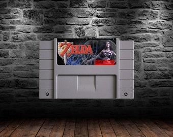 Legend of Zelda Goddess of Wisdom - Return to Hyrule in a new Legend of Zelda Adventure - SNES