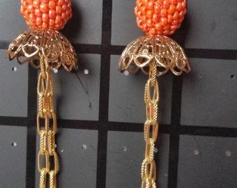 Taj Mahal earrings