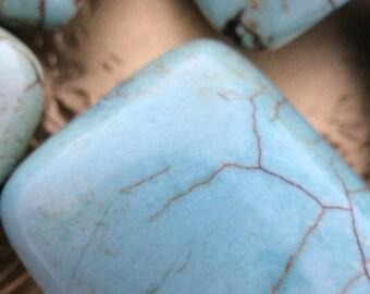 Loose Turquoise Beads, Turquoise Gemstone Beads, Gemstone Beads, Wholesale #1208