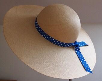 Straw Hat Buntal