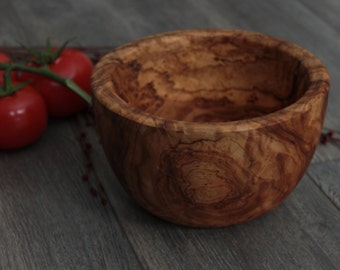Bowl for food, salad bowl, small bowl, Wooden bowl, gift for him, gift for her , kitchen