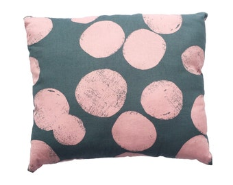 Small round pillow Etsy