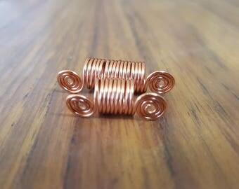 """Loc Jewelry in """"Copper"""""""