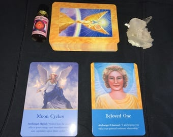 Archangel Oracle Message Reading