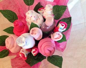 Girls- baby bouquet