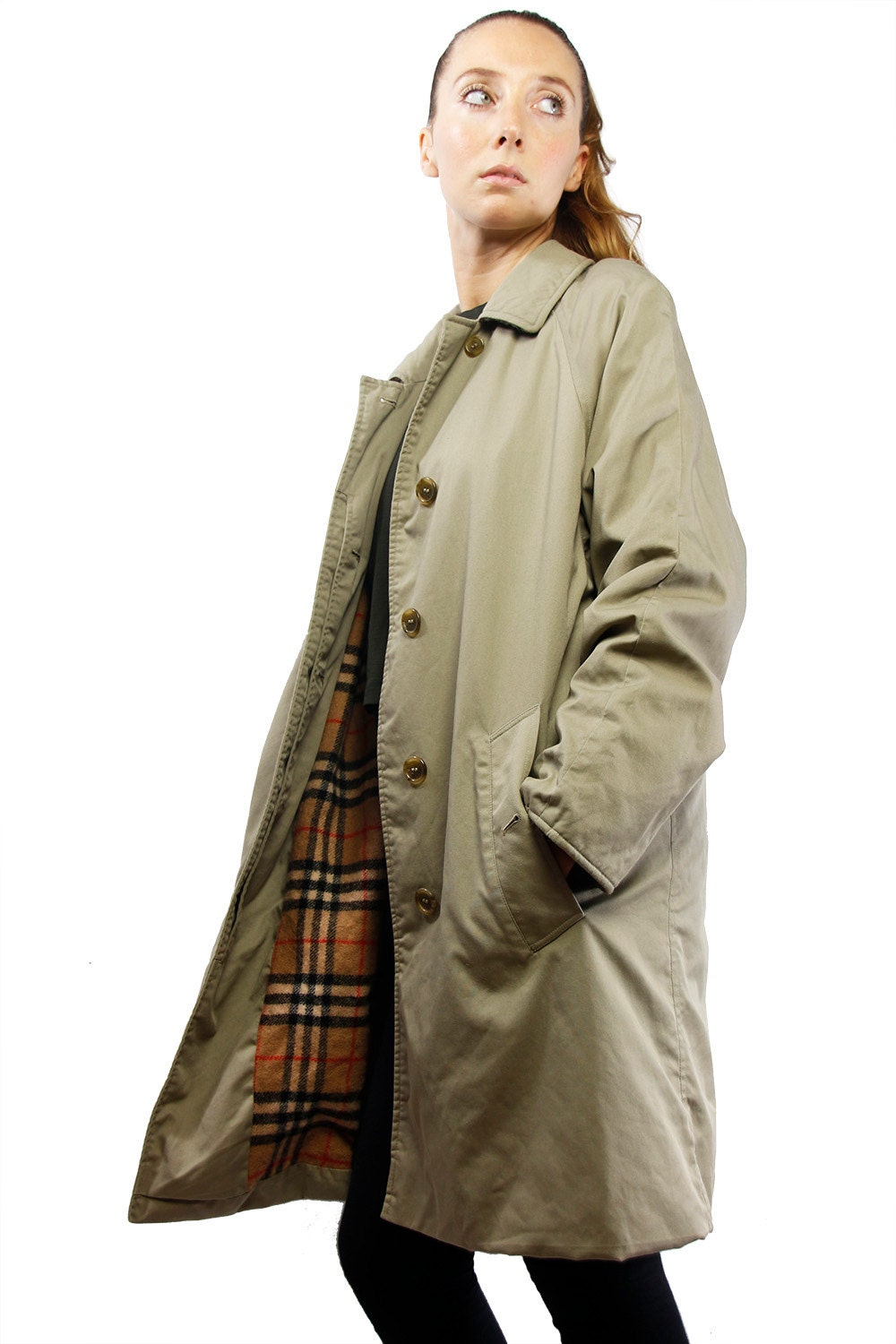 burberry coat outlet brxn  Trench Coat Outlet Vintage Burberry Trench Coat