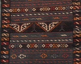 Nomadic kilim rug berjesta rug 100% wool