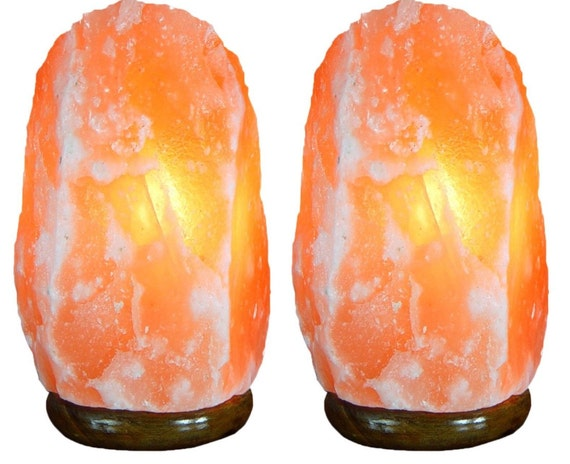 Do Salt Lamps Attract Dust : Himalayan Salt Lamp Hand Carved Himalayan Crystal by SkinTherapyLA
