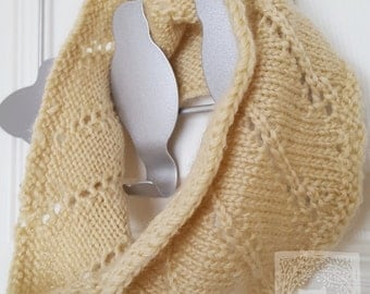 Merino Cowl, Soft & Warm, Neckwarmer