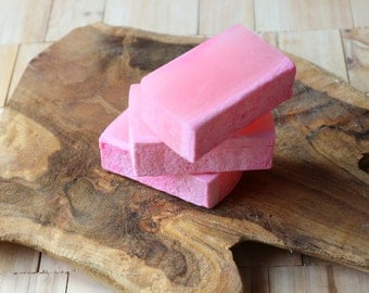 Strawberry Champagne Delicate Bar - Perfect for guest bathroom 3 pieces!