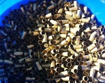 9mm brass 3300+ pieces - medium flat rate box full