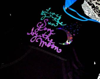 Live By The Sun Love by The Moon Jacket
