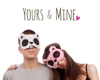 Sleep Eye mask Panda, Family Gift