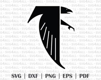 classic atlanta falcons Svg Files, atlanta falcons Png, atlanta falcons PDF, atlanta falcons EPS, atlanta falcons DXF Instant Download