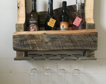 Barnwood Wine Rack * On Sale Now * Regular 164.99