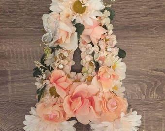 Floral Letter, Floral Number