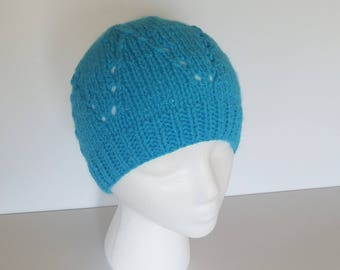 Turquoise Woman's Hat