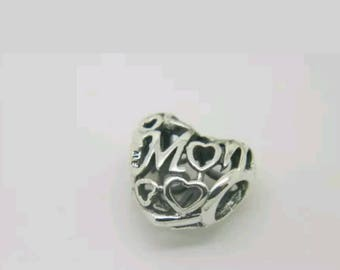 Pandora Motherly Love Open Work Charm/New/Ale/s925/Solid Sterling Silver