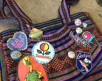 """Sweet Leaf Road Trip Souvenir Bag """"Georgia"""""""