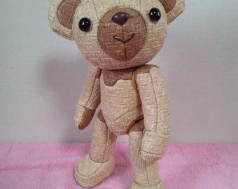 AYATARO #15 - stuffed bear