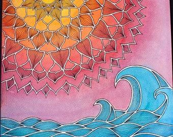 Mandala Sun Sea