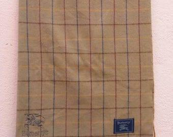Combo Vintage burberrys scarf handkerchief