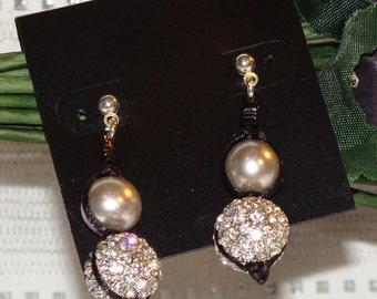 Items Similar To Shamballa Style Bracelet On Etsy
