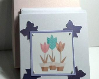 Quality Handmade Card and Box Set