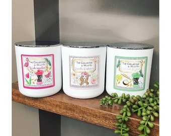 SOY CANDLES |