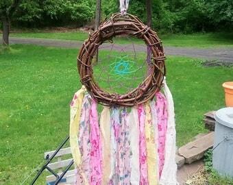 Mini Dream Catcher Wreath
