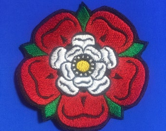 Tudor Rose - applique