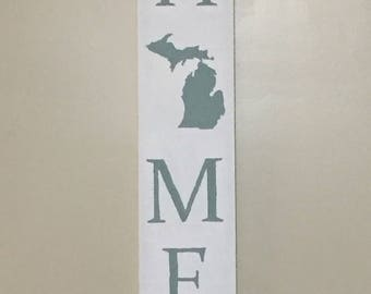 Rustic | sign | farmhouse | decor | Michigan | cottage