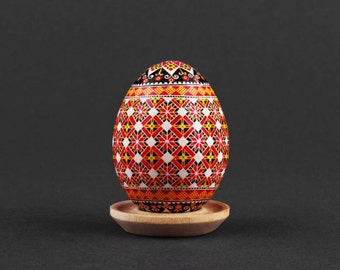 Unusual Easter Painted egg, Easter egg, Ukrainian eggs
