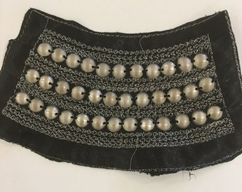 Studded patch for ladies dresses or tops